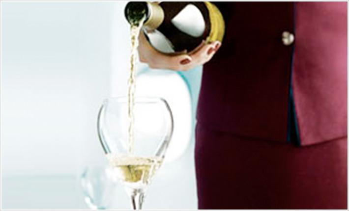 受賞暦のあるワインやシャンパン
